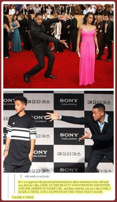 Will Smith, everybody