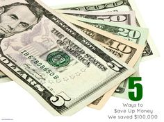 5 Easy Ways on How to Save Up Money http://madamedeals.com/ways-how-to-save-up-money/ #inspireothers #savemoney #frugal