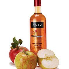 Apple Cider Vinegar wrap