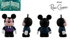 Haunted Mansion Mickey and Friends - Vinylmation Kingdom