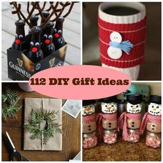 112 DIY Gifts You Would Actually Want To Receive...