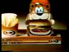 A&W Restaurant commercial 1981 #GreatRootBear