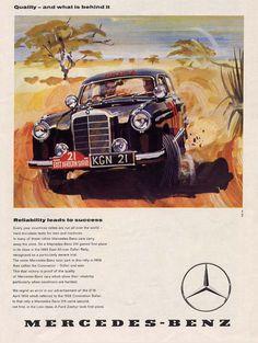 Mercedes - Benz Ad