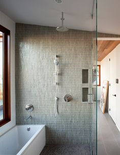 Tub Shower Combo Design Ideas, Pictures, Remodel and Decor
