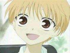 Kyo as a kid. What a cutie!
