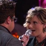 Jennifer Nettles and John Glosson Perform 'When You Say You Love Me' on First Live 'Duets' Episode
