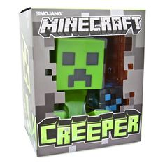 Minecraft Creeper Vinyl Figure