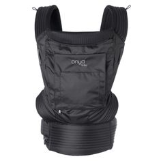 Onya Baby Outback Carrier. Carry your baby on your front, back and hip. Another great thing about this carrier is that it can strap onto any chair to turn into a seat for baby!!