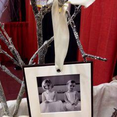 frame ornament, photo ornaments