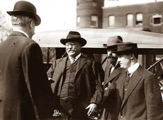 T. Roosevelt