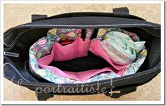 Diaper bag roll.