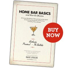 ABOUT | Home Bar Basics (and Not-So-Basics)