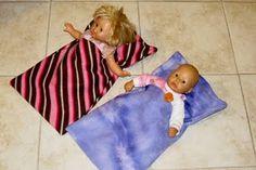 dolly sleeping bag