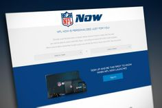 NFL NOW COMING TO RO