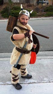 Viking Costume!
