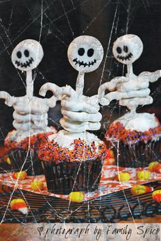 Halloween Recipes @Laura | Family Spice