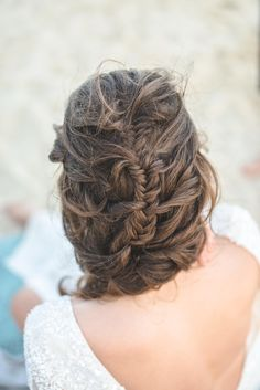 fish braid french braid - how cool! via @fabyoubliss