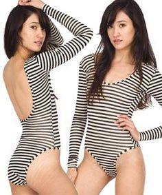 Bodysuits - hard to pee.