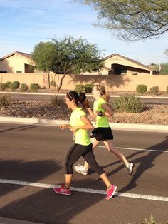 Becoming A Runner: Couch to 5K Training Plan - It may seem impossible to run a 5K. This helps change that.