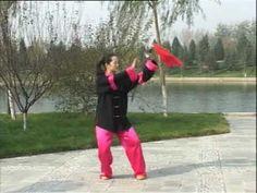 Yang Tai Chi Sabre (Dao) - YouTube