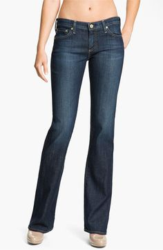 AG Jeans 'Angel' Bootcut Stretch Denim Jeans (Astrid) available at #Nordstrom