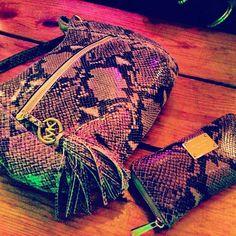 Snakeskin never looked this good! #Jerseylicious
