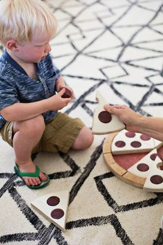 Pizza Puzzle DIY for Kids