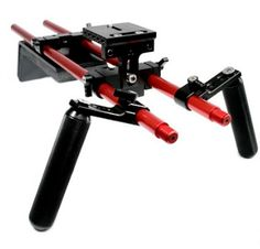 Cineik Interchangeable Multi Axis Adjustment Camera Rig System