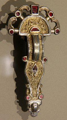Anglo Saxon Brooch