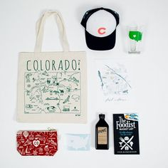 Colorado Maptote and