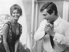 Two of my favorites - Sophia Loren & Italian actor Marcello Mastroianni