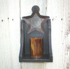 candl holder, primit candl, wooden candl, candl box