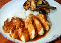 dish, chicken teriyaki, chicken recip, dinner idea, food
