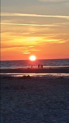 #Sunset #Lovely #Freedom #Ameland