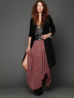 bohemian style clothes
