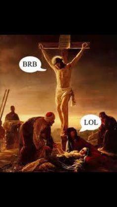 Happy zombie Jesus day.