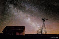 Abandoned Milky Way