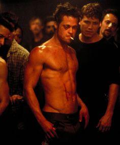 Brad Pitt- Fight Club