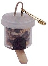 Mini Birdfeeder Pins