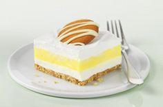 Lemon Striped Delight Recipe - Kraft Recipes