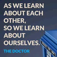 meaningful doctor who quotes on pinterest doctor who