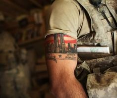 10 of the Best – and Worst 9/11 Tattoos (9/11 tattoos, best and worst tattoos) - ODDEE