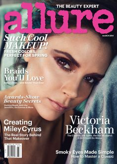 Victoria Beckham photographed by Alexi Lubomirski. Source: Courtesy of Allure