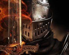 Dark Souls Game.