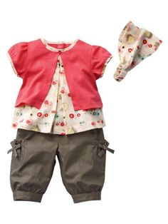 Little Hand Baby Girls Toddlers Clothes Outfits « Clothing Impulse