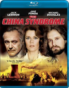 The China Syndrome - Blu-Ray (Image Entertainment Region A) Release Date: October 14, 2014 (Amazon U.S.)