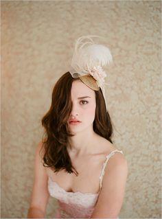 Mini Wedding Hat
