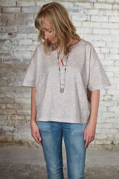 Fancy Tiger Crafts: Amber's Muddy Works Tee