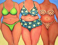 All shapes and sizes....