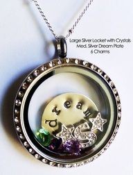 Perfect Scentsy Consultant Locket www.staciemarshman.origamiowl.com   www.facebook.com/origamiowlbystacie   www.twitter.com/leilanilockets #origamiowl #livinglocket #charmcollection #crystalelement #earthelement #taggedcollection  #loveo2